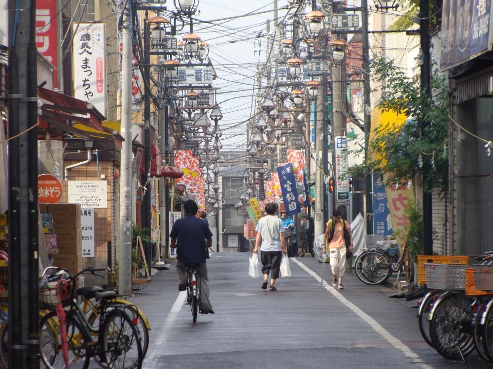 小金井市内の空き店舗情報