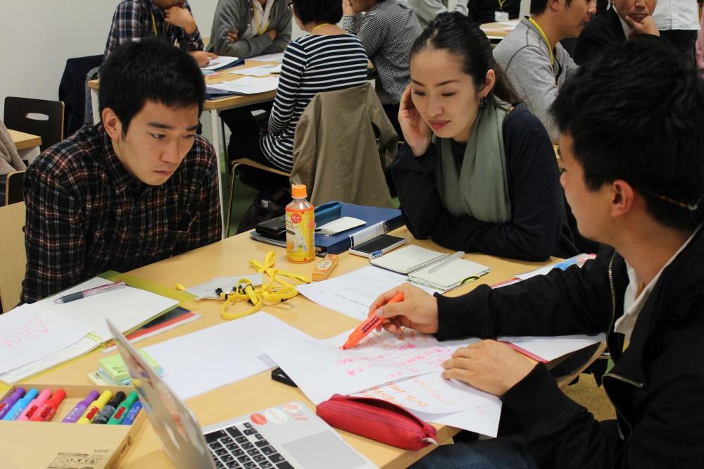 【レポート】「コウカシタ創業スクール」 Day3 コンセプトデザイン/コミュニティ構築