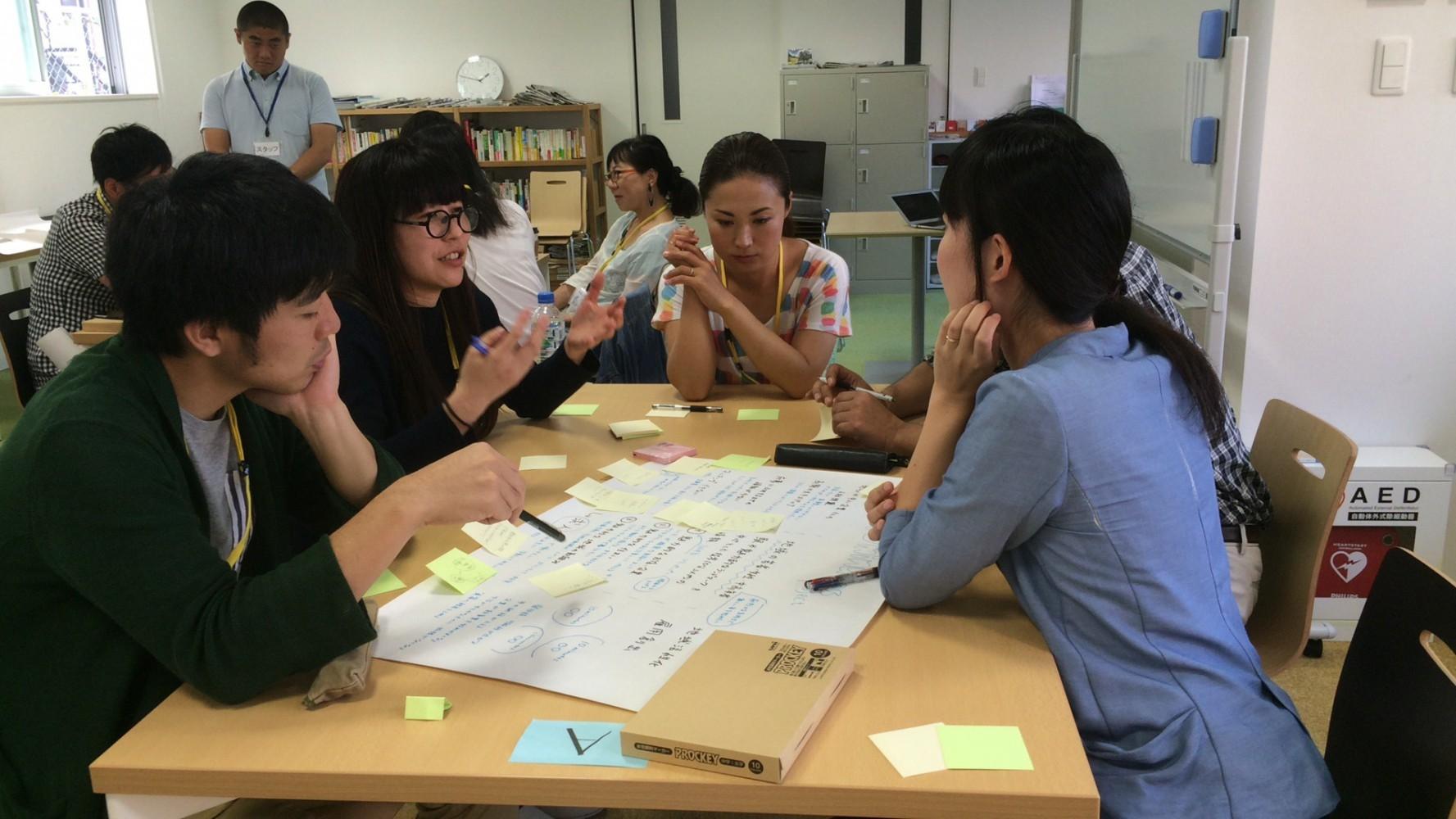【レポート】「コウカシタ創業スクール2015」DAY1 オリエンテーション/事業アイディア 交流会