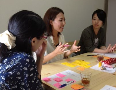 働き方デザイン講座の参加者募集中!