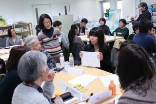 【レポート】恋するまちのコピー教室(共催 東京にしがわ大学)