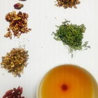 漢方茶 茶つぼ